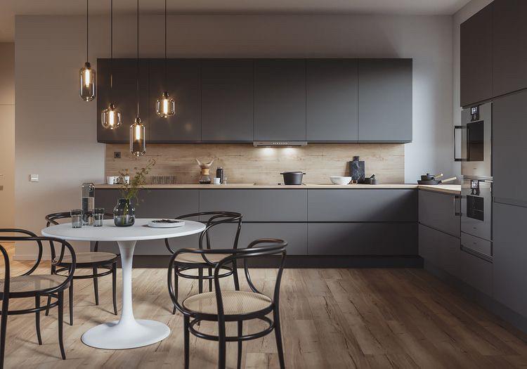 Кухня на заказ — доступное и практичное решение